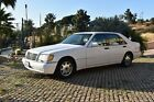 1995 Mercedes-Benz S-Class  Mercedes benz S500 beautiful AS IS runs but Electrical project car strong motor