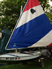 Sunfish Sailboat - Complete
