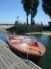 1959-60 Chris Craft 18' Continental Wood Boat - Local Pickup Only - Best Offer