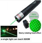 Military High Power Green Beam Laser Pointer Pen 532nm 1mw Pointer Adjustable