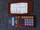 Texas Instruments TI-10 Pack Basic Calculator Elementary Solar Battery School