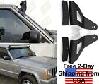 """GS Power's Jeep 52"""" Curved LED Light Bar Brackets for 1984 - 2001 Cherokee XJ"""