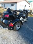 2001 Honda Gold Wing  GL 1800 ABS with Motor Trike conversion