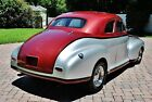 1941 Chevrolet Special DeLuxe Coupe Streetrod w/ Air Conditioning 1941 chevt streetrod Power Steering  Power Brakes GM Small Block Motor beautiful