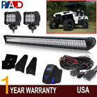 "42008-18 Teryx 52"" Inch LED Light Bar+2x Pods Cube Kawasaki Teryx4 LE Camo Light"