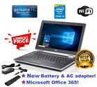 DELL LATITUDE E6320 LAPTOP WINDOWS 10 WIN DVD+RW INTEL i5 2.5GHz 4GB 250GB HDMI