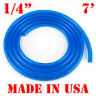 "7 Feet of BLUE 1/4""(6mm) id Fast Flow Fuel Line for ATV/Cycle/Jetski/Snowmobile"