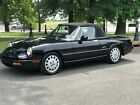 1993 Alfa Romeo Spider Veloce 1993 Alfa Romeo Spider Veloce No Visible Rust Hardtop Nice Condition Low Miles
