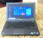 "Sony VAIO S Series PCG-41216L VPCSB11FX 13.3"" intel i5 Laptop 500GB 4GB Win, 10"
