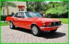 Ford Mustang J Code w/ 302 Engine 1968 Ford Mustang