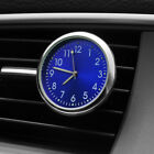 Car Ornament Automobiles Interior Decoration Clock Auto Watch Automotive Vents