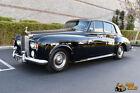 1963 Rolls-Royce Silver Cloud III Masons Black Silver Line 1963 Rolls Royce Silver Cloud III Original California Order US Spec LHD