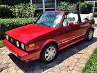 1990 Volkswagen Cabrio Best Seller MINT 1990 VOLKSWAGEN CABRIOLET BEST SELLER EDITION