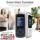 2-Way Smart Translator Fast Voice Language Pocket Smart Speech/Text Translation