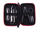XFKM Mini Vape Tool Kit Bag Tweezers Pliers Wire Band Coil For X9 Accessories
