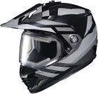 HJC DS-X1 Lander MC-5 Snow Helmet w/Frameless Electric Shield MC-5 - 0000272468