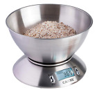 Camry High Accuracy Digital Kitchen Food Scale Mixing Bowl 2.15l Liquid Volume R