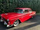 1955 Chevrolet Bel Air/150/210  '55 Chevy Bel Air 2 Door Pro Touring Car, LT1 Power Very drivable show condition