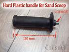 Hard Plastic handle for Sand Scoop Metal Detector Handle 10 mm-3/8 Universal Use