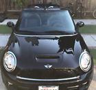 2012 Mini Cooper S  2012 mini cooper s convertible.triple black.6 speed.sirius.leather.80k miles