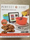 Smart Scale Perfect Bake Recipe App Cook Tool White