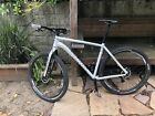 "Niner EMD ""Eat My Dust"" 29er fully rigid carbon fork 21"" XL Bontrager Team Issue"