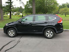2012 Honda CR-V EX 4WD AT 2012 Honda CR-V EX AWD AT