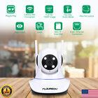 1080P 2-Way Home Nanny Baby Monitor Video Audio IP Camera WiFi Wireless Camera