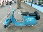 "1957 vintage Vespa Faro Basso Fuy Restored Free Shipping with ""BUY IT NOW"""