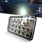 4x6'' 45W LED Headlight Headlamp (H4651 H4652 H4656 H4666 H6545 Replacement)