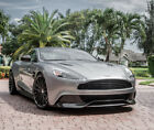 2014 Aston Martin Vanquish Carbon 2014 Aston Vanquish V12 Skyfall Silver - Modified