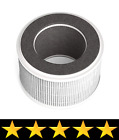 hOmeLabs HEPA Air Purifier Filter Replacement - Compatible for hOme Ionic Air