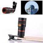 30mmx70mm 8 times mobile telescope w/ Lens Clip Fixed 8 times optical Zoom lens