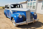1941 Packard Super Eight  1941 Packard 160