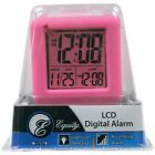 Equity by La Crosse 70902 Digital Cube Alarm Clock with On-Demand Backlight