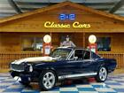 Mustang 392 crate / 5 Speed manual Trem 1965 Ford Mustang Fastback 392 EFI – Deep Blue Metallic / Ivory
