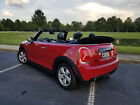 2016 Mini Cooper Convertible 2016 Mini Cooper Convertible Red  26K Miles