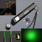 Green Power Green Laser Pointer G303 Star Cap Gazing Pen 2 in 1 Beam Light Lazer