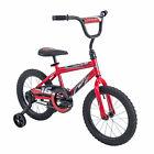 """Huffy 16"""" Rock It EZ Build Kids Bike, Red"""