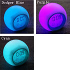 New For Adults, Night & Digital Led Clock Lcd Wake Light Teens Alarm Up Display