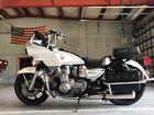 1997 Kawasaki Kz1000p  Motorcycle