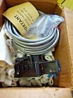 Ray Jefferson D-7050  50 khz Transom Mount Transducer 8 PIN W/ SPEED NEW IN BOX