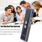 Portable Smart Voice Translator Two-Way Real Time 30 Multi-Language Translation
