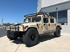 1992 Hummer H1  1992 H1 HUMMER 4X4 DIESEL 4 DOOR HARD TOP 4,500 MILES M998 M1038 MILITARY HUMVEE