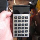 TEXAS INSTRUMENTS TI-1025001 VINTAGE EARLY 1970's Calculator