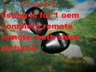 1 New OEM Original Delphi GM 10335582 Remote Transmitter Key Fob Regal Century