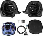 J&M HLPS-7252 Rokker Series XT Lower Fairing Speaker Kit - 140+W