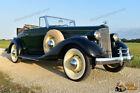 """1934 Pontiac """"8"""" Cabriolet Coupe Series 603 Native 1934 Pontiac """"8"""" Cabriolet Coupe Series 603 Rumble Seat"""
