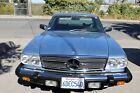 1977 Mercedes-Benz 400-Series Two door sunroof coupe 1977 Mercedes Benz 450SLC