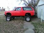 1985 Chevrolet Blazer  chevy blazer 4x4 4 wheel drive custom lifted mud runner 4WD NO RESERVE!